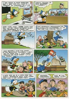 Carl Barks Rules