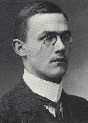 Young Karl Barth