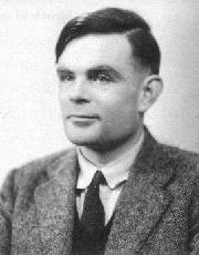 Alan Turing FRS