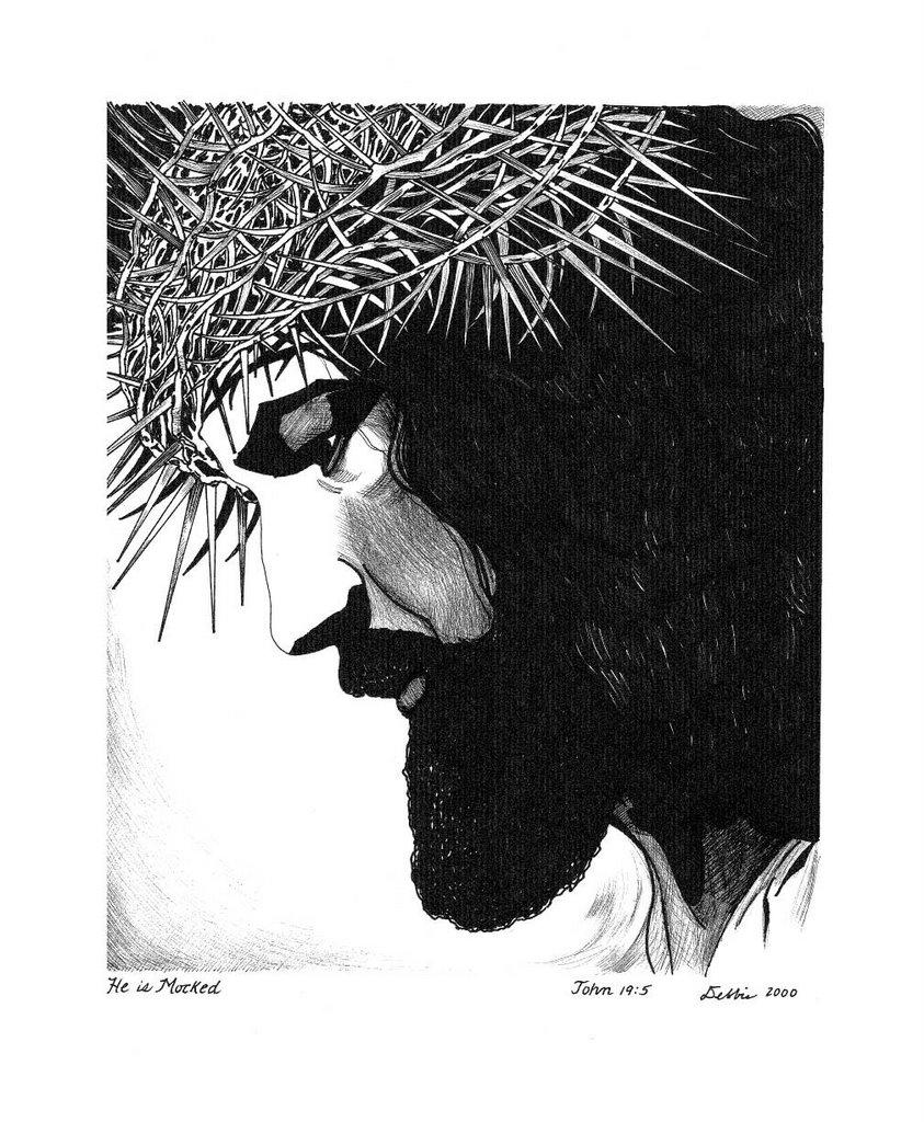 biblical sketches - photo #2