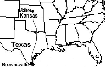 The TTABlogsupsup TTAB Rules CHISHOLM Primarily Merely A - Chisholm trail map