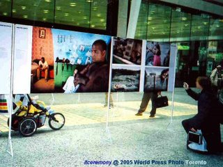 World Press Photo Toronto 2005 @ itceremony 2006