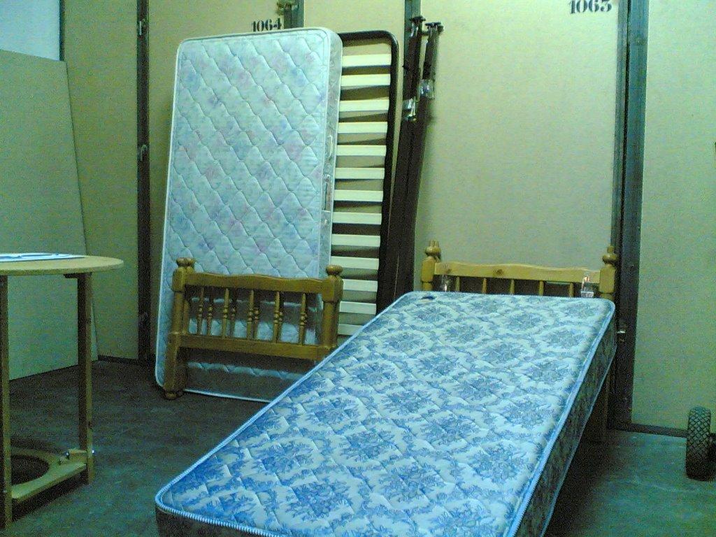 Muebles de segunda mano cama de soltero completa por 25 - Cabecero de cama segunda mano ...