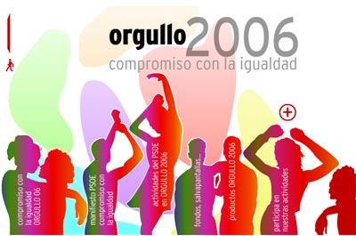 PSOE Orgullo 2006