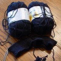 Silk Socks Cuff