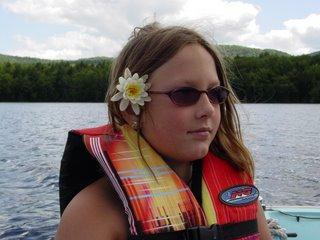 A on Garnet Lake