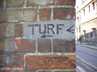 Directions to the Turf