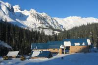 Chatter Creek's Vertebrae and Solitude Lodges.