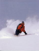 Riding the Powder at Chatter Creek