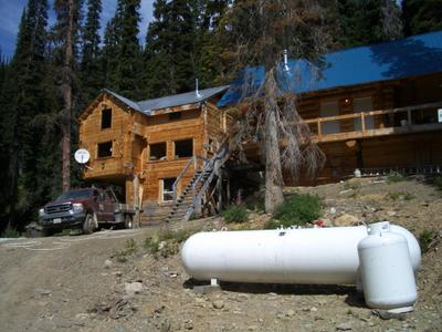 Spruce Lodge at Chatter Creek