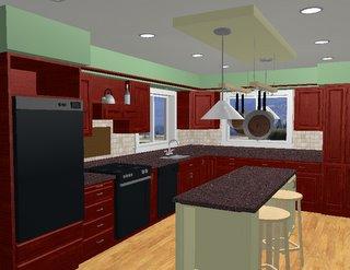10k Kitchen Remodel September 2006