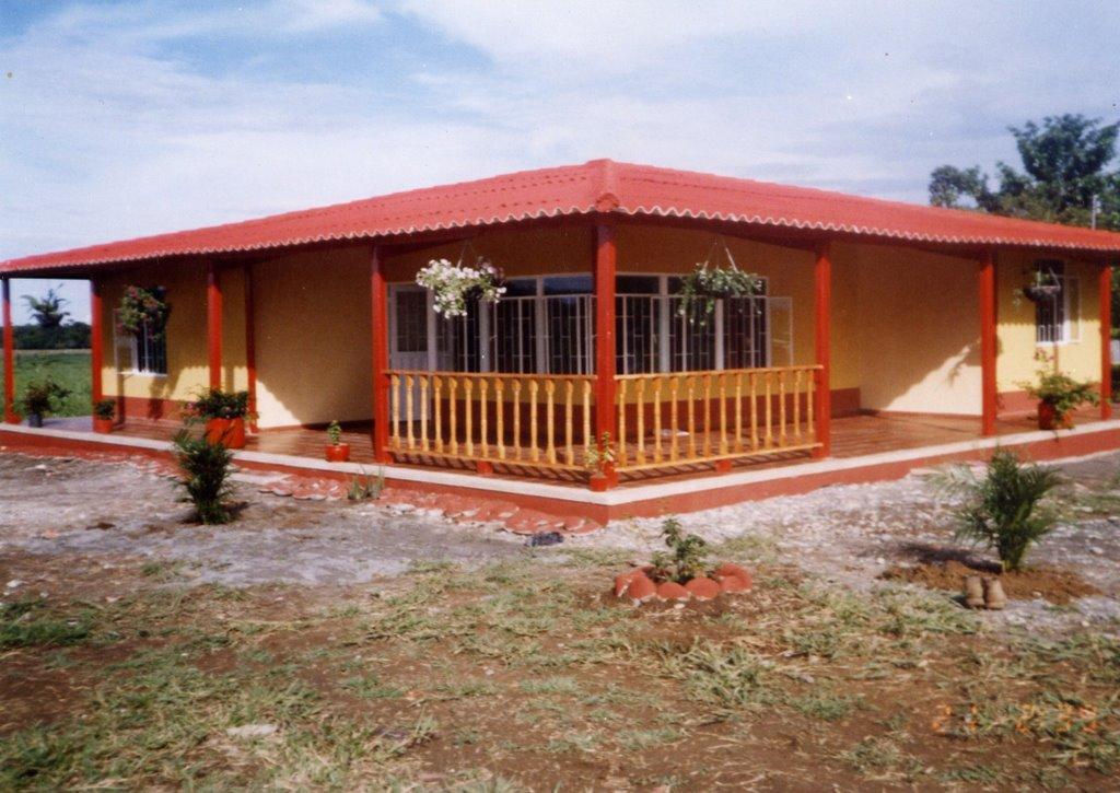 Yavivienda prefabricados for Cubiertas para casas campestres