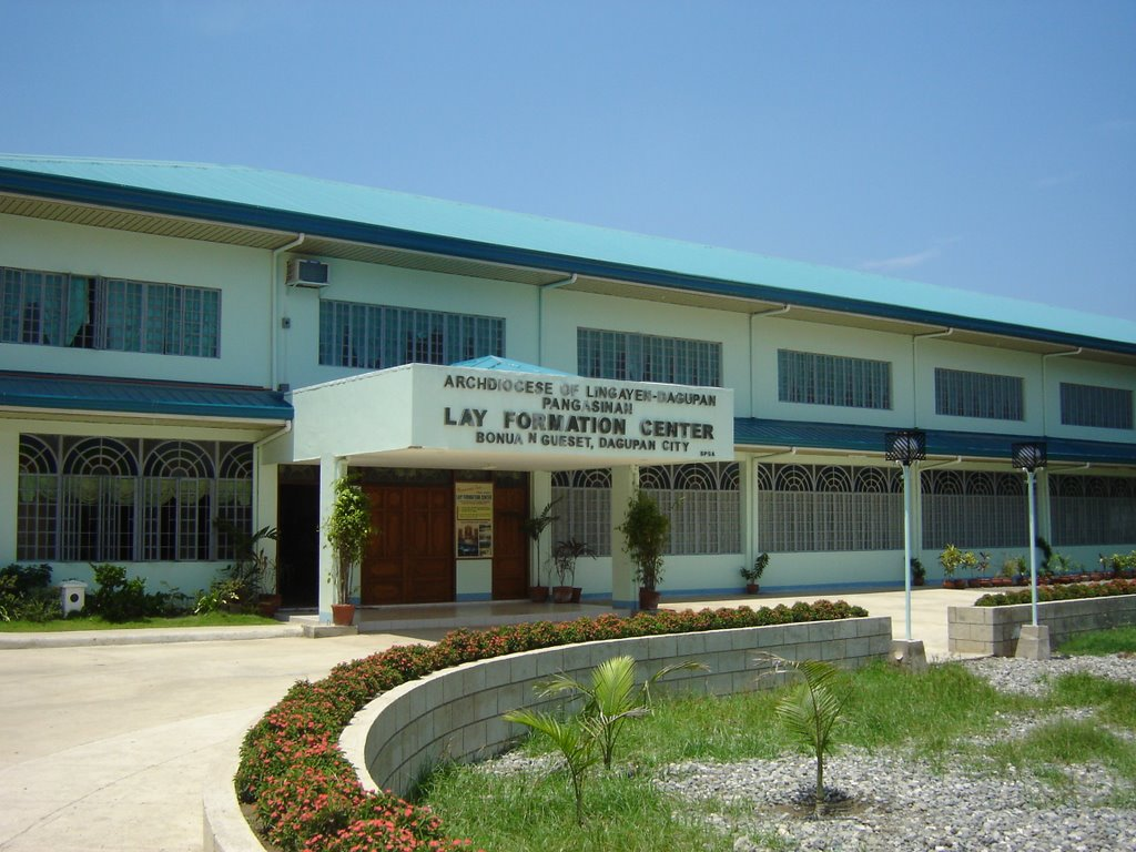 The Lay Formation Center of the Archdiocese of Lingayen-Dagupan