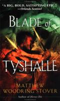 Blade of Tyshalle cover