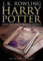 Half-Blood Prince Adult edition cover
