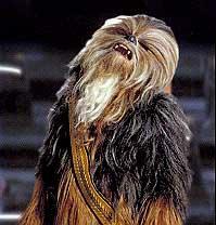 Jefe Wookie al habla