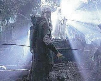 gandalf lamp