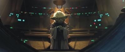 Master Yoda llegó