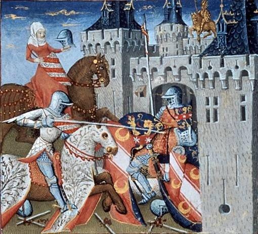 medieval romance essays