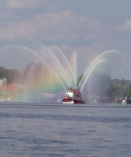John J. Harvey fireboat