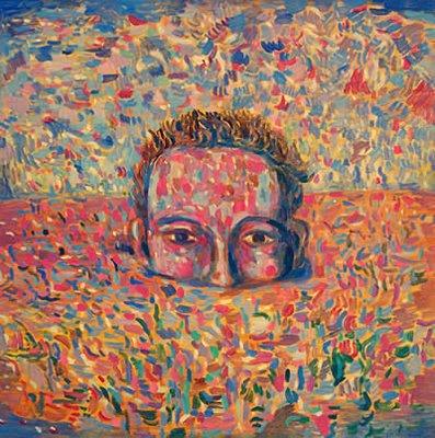 Submerged Man
