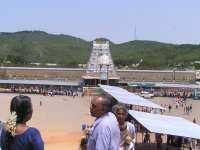 The main Balaji temple