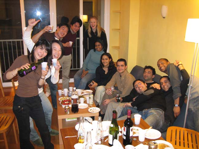 Gandaki - IESE MBA 2007's blogs: February 2006