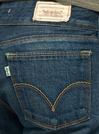 Levi's pantalones ecológicos