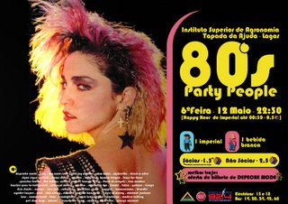80's Party People