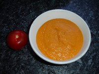 DSC00033 00 Sauce tomate express