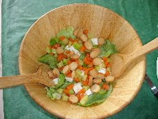 DSC00061 00 Salade Crétoise