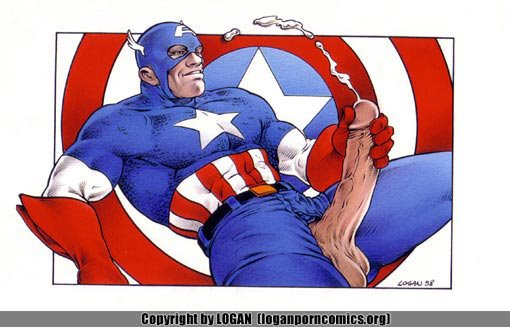 Порно капитан америка фото 32206 фотография