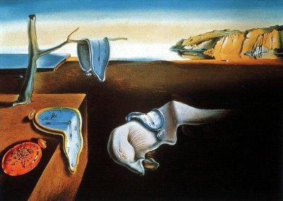 Salvador Dalí, «A Persistência da Memória»