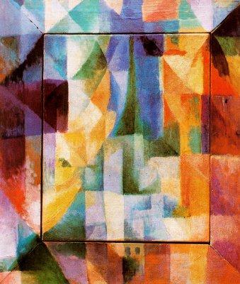 Delaunay, «Fenêtre à la Ville»