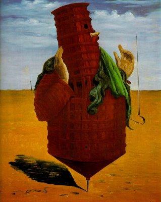 Max Ernst, «Ubu Imperator»