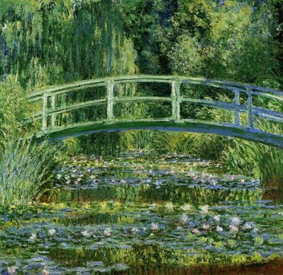 Monet,«Le Bassin aux Nymphéas»