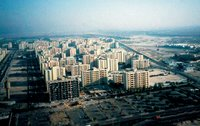 Khobar Towers Aerial Shot