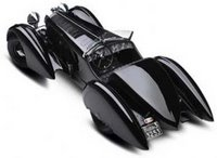 1930 Mercedes Benz Count Trossi SSK