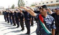 nazi saluting palestinians