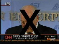 X Cheney