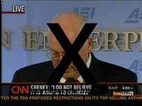 X Cheney