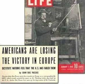 Life Magazine Cover