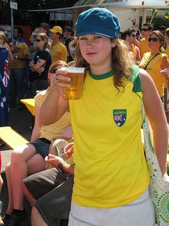 Australian Fan