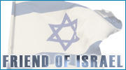 A Proud Friend of Israel