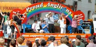 Fra Gay Pride i Toronto, - her kristne homoseksuelle