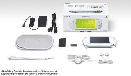 Ceramic White PSP