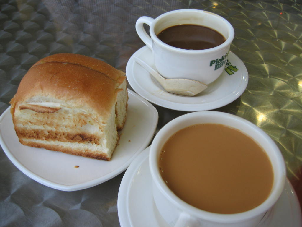 Best Coffee Cup To Keep Coffee Hot >> FoodZee - Good Food in Singapore and beyond: Tea and Bread in Marina Square
