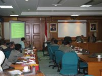 Presentation by STCP to the Minister of Forestry, regarding justifications for rationalisation and expansion of Bukit Tigapuluh NP boundaries - July 2005