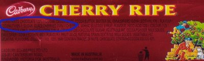 Cherry Ripe
