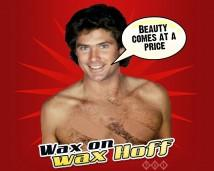 Click to wax Hoffy